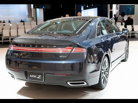 2014 Lincoln MKZ Luxury Sedan - The Driver
