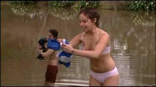 Serena Bishop In Bra And Panties! Neighbours Lara Sacher