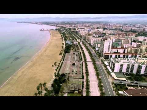Tarragona desde el aire | Salou