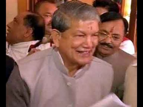 Harish Rawat frontrunner for Uttarakhand CM's post