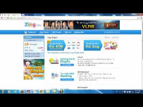 [Pay.zing.vn] Nap Xu Khuyến mãi 100% giá trị thẻ nạp tại Napzingpay.com