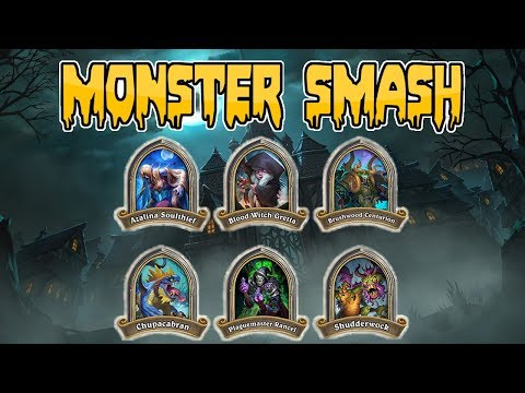 Monster Smash Tavern Brawl | The Boomsday Project | Hearthstone Guide How To Play