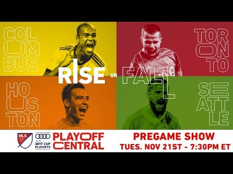 Playoff Central: Conference Championships - Leg 1 Pregame   LIVE