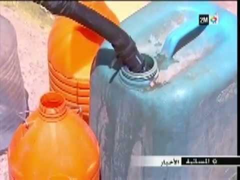 تضاعف معاناة ساكنة زاكورة في اقتناء الماء الشروب