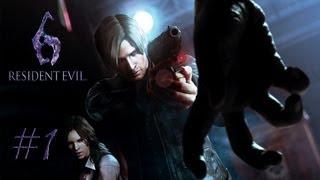 Прохождение игры Resident Evil 6.