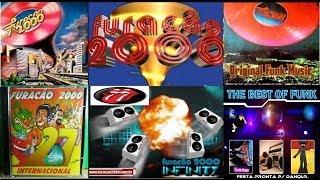 Funk; Furacão 2000,anos, 80 & 90. Medley. O Melhor Do