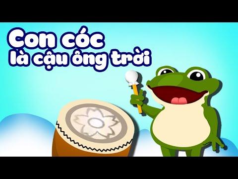 Con Cóc Là Cậu Ông Trời - Truyện cổ tích hay cho thiếu nhi - Phim hoạt hình Việt Nam