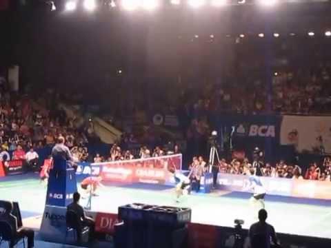 Indonesia Open 2014 Ahsan Muhammad/Hendra Setiawan vs Lee Yong Dae/Yoo Yeon Seong