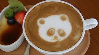 El arte de decorar el café se pone de moda
