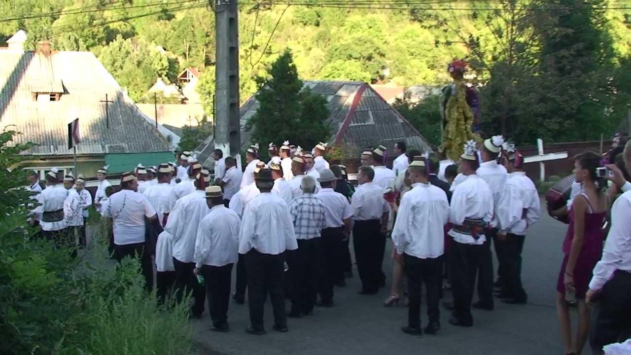 MaramuresBudesti Traditional Wedding Ceremony At Budesti HDm2ts