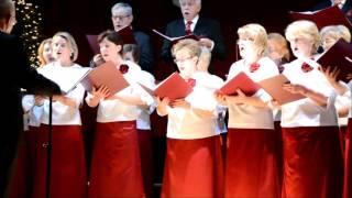 Noworoczna Gala Kolęd, 8 stycznia 2017 r., Węgorzewskie Centrum Kultury. Gwiazdy wieczoru: Ewa Alchimow