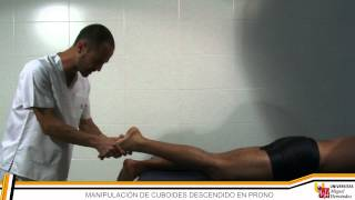 UMH - Terapia Manual I: PIE Y RODILLA