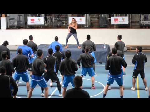 Zumba para HOMBRES - Zumba For Men (Raquel Call in Chile) LIMBO