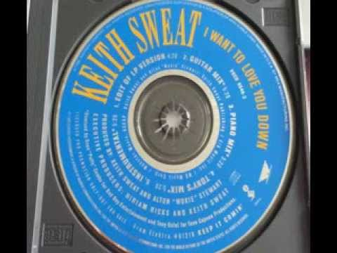 Keith Sweat - I Want To Love To Down (Instrumental Remix)