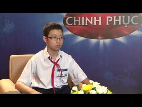 PHAN ĐĂNG NHẬT MINH - Vòng phỏng vấn cuộc thi Chinh Phục 2013