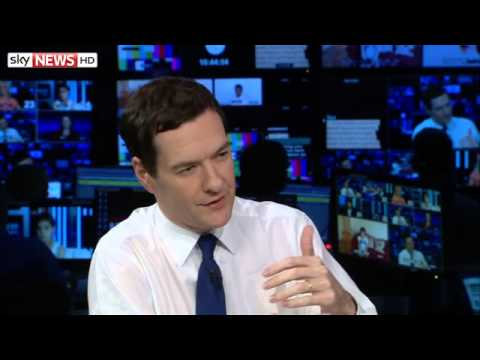 What Did Chancellor George Osborne Spend His Pocket Money On?