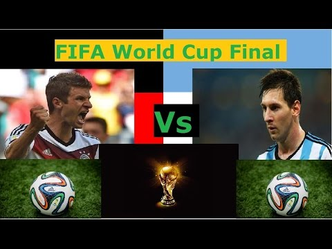 Germany vs Argentina World Cup Final 2014 Prediction & Preview
