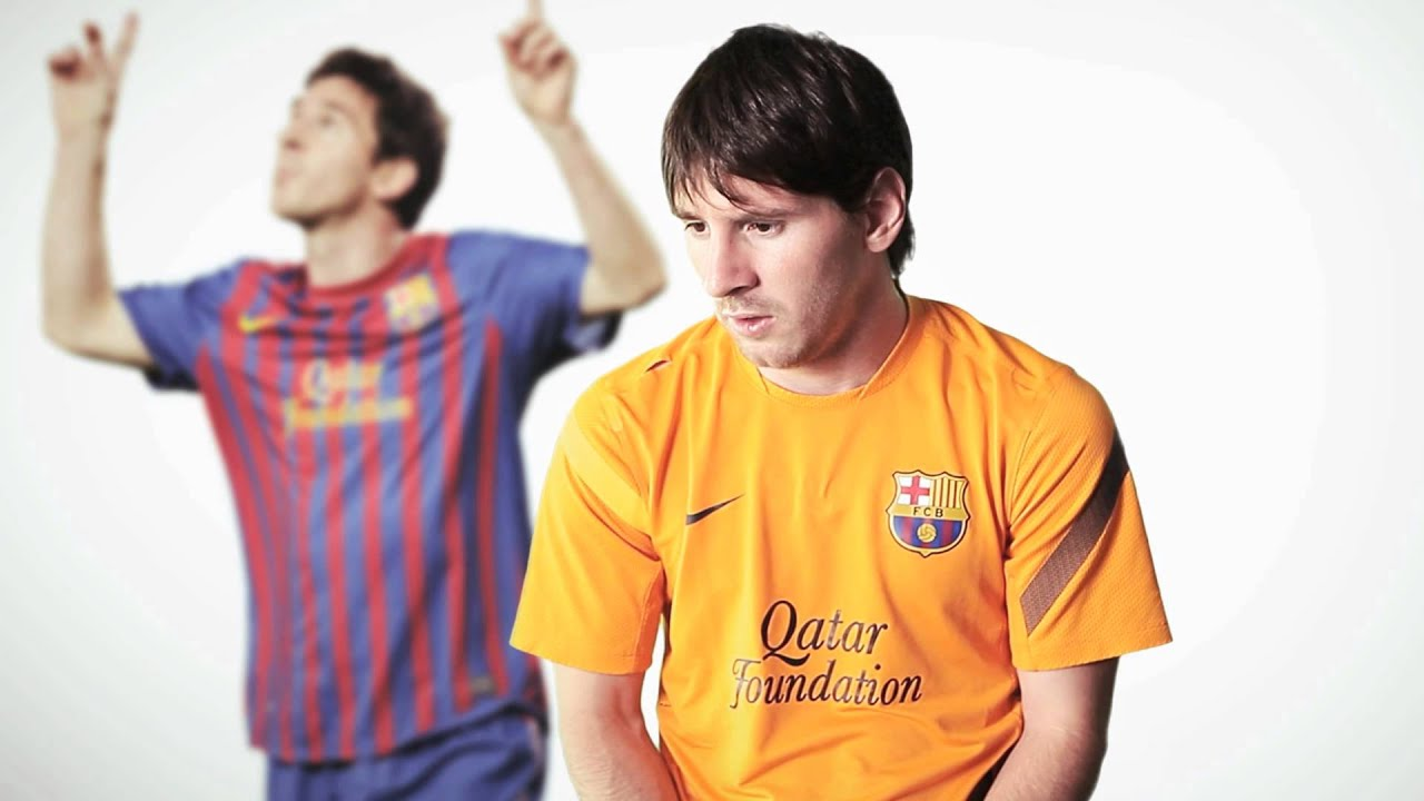 Lionel Messi Interview