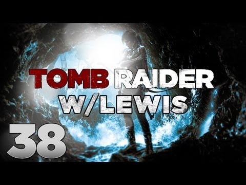 Tomb Raider: Walkthrough - Part 38 [Mission 15: SHIPWRECK BEACH] 2013 GAMEPLAY - W/Commentary