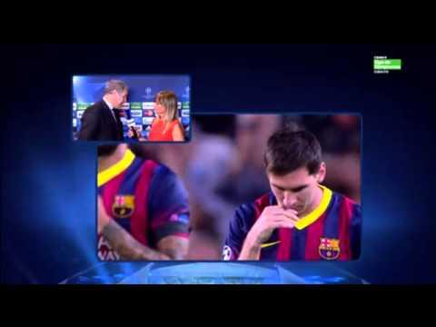 FC Barcelona 4 - Ajax 0 / Declaraciones de Andoni Zubizarreta