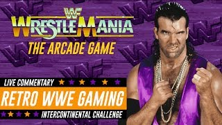 WWF Wrestlemania The Arcade Game (Retro Gaming Challenge