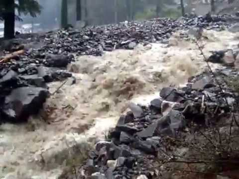 Unseen Video of Uttarakhand Floods Disaster