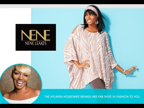 NENE by NeNe Leakes Cold Shoulder Tunic