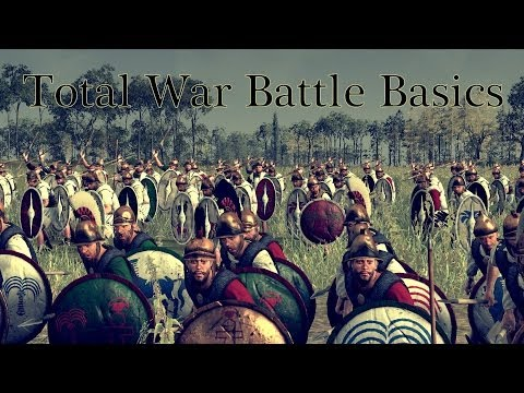 Total War Rome 2 Battle Basics with HeirofCarthage