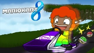 Mario Kart 8 :: Online Multiplayer - Episode #5 'Orange Wool League'