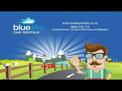 Blue Sky Car Rentals