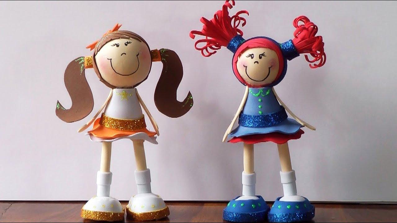 Eva R Candy Doll