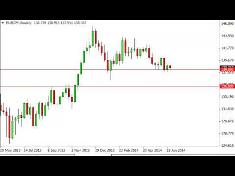 EUR/JPY Forecast for the week of June 30, 2014, Technical Analysis