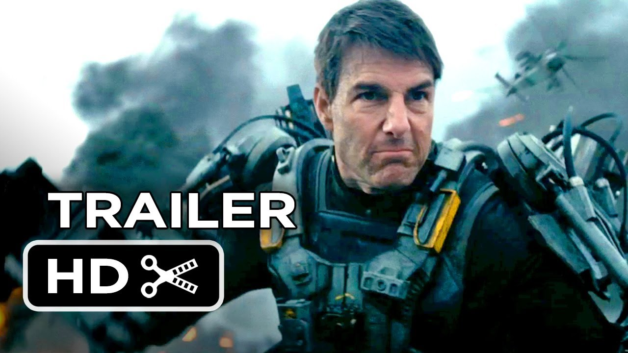 Edge Of Tomorrow Official Trailer 1 2014 Tom Cruise