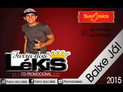 Farra do lekis   CD Promocional Completo   2015