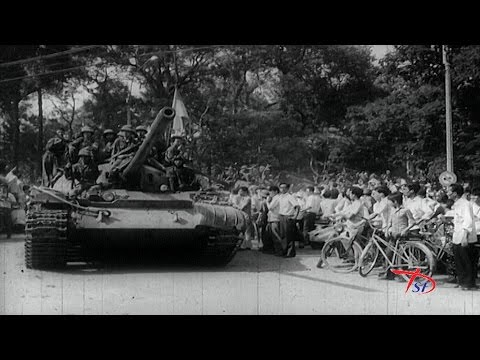 Phim Tài Liệu Việt Nam: Vài hình ảnh về giải phóng Sài Gòn