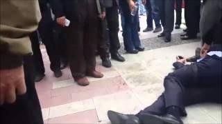 Erdinç Karaköse'ye Silahlı Saldırı
