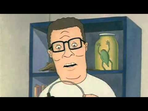Hank Hill Listens to the New Generation of Techno Music