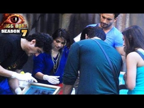 Bigg Boss 7 8th October 2013 Full Episode- SECRET TASK