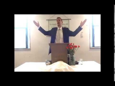 Easter Sermon 2014 Part Two  (Greek)