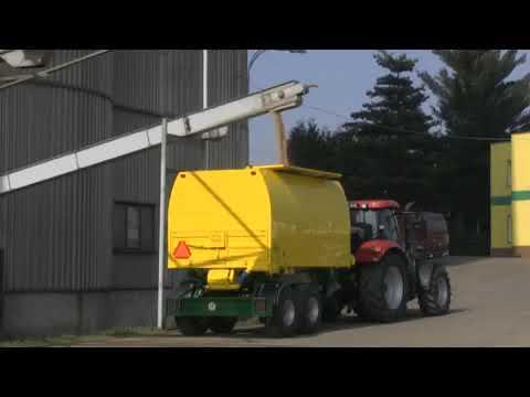 DUMET-ZNZ - Traktor vontatású pótkocsi