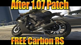 GTA 5 Online FREE Carbon RS ( AFTER 1.07 PATCH ) ( GTA V