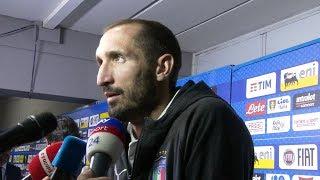 """Chiellini: """"In Polonia dovremo fare risultato"""""""