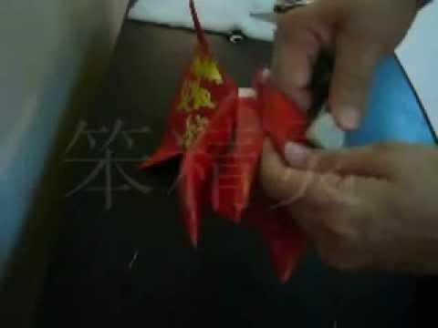金鱼 - 红包制作 DIY