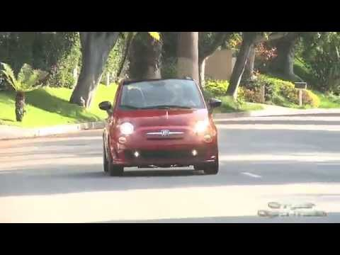 2015 Fiat 500 Abarth Automatic Transmission