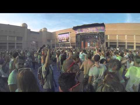Holi Festival of Colour Barcelona 2013