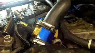 97-01 Jeep Cherokee XJ Taurus Fan Install Part 1