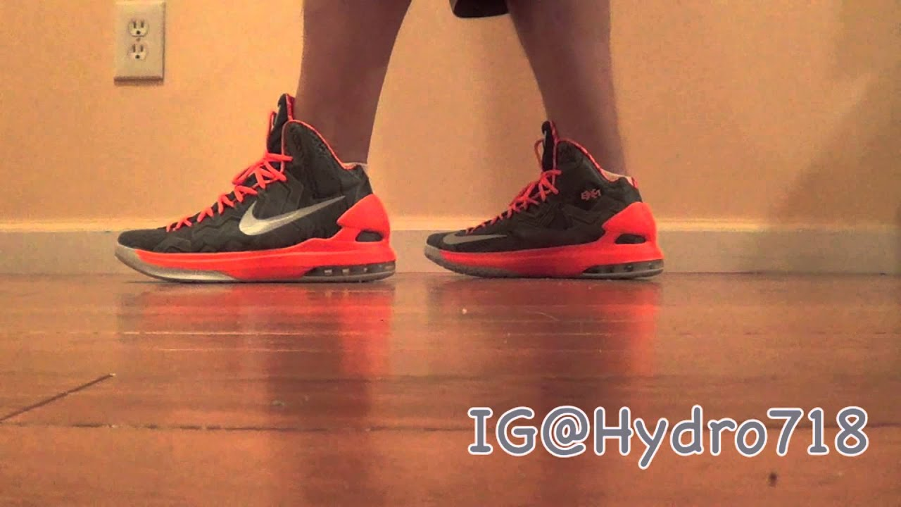 Displaying 20 gt  Images For - Kd 5 High Top Black And Red   Kd 5 High Top