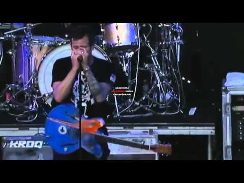 Angels & Airwaves - KROQ Weenie Roast 2012