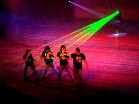 ReQuest Dance Crew in Manila - Rihanna's S & M