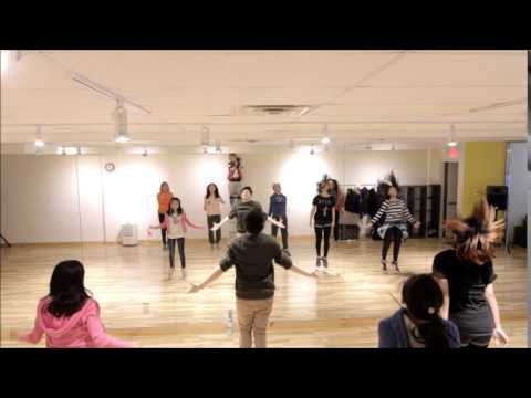 1004 (Angel) / BAP (Teens Kpop Classes by I LOVE DANCE)